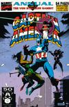 Cover for Captain America Annual (Marvel, 1971 series) #10 [Direct]