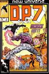 Cover for D.P. 7 (Marvel, 1986 series) #5 [Direct Edition]