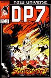 Cover for D.P. 7 (Marvel, 1986 series) #6 [Direct]