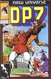 Cover for D.P. 7 (Marvel, 1986 series) #7 [Direct Edition]