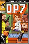 Cover for D.P. 7 (Marvel, 1986 series) #8 [Direct]