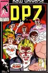 Cover for D.P. 7 (Marvel, 1986 series) #9 [Direct]