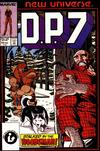 Cover for D.P. 7 (Marvel, 1986 series) #10 [Direct]