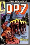 Cover for D.P. 7 (Marvel, 1986 series) #11 [Direct]