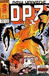 Cover for D.P. 7 (Marvel, 1986 series) #12 [Direct Edition]