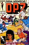 Cover for D.P. 7 (Marvel, 1986 series) #14 [Direct Edition]