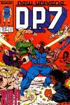 Cover for D.P. 7 (Marvel, 1986 series) #17