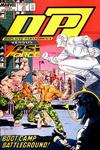 Cover for D.P. 7 (Marvel, 1986 series) #23