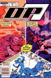 Cover for D.P. 7 (Marvel, 1986 series) #27