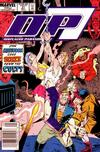 Cover for D.P. 7 (Marvel, 1986 series) #31