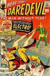 Cover for Daredevil (Marvel, 1964 series) #2 [Regular Edition]