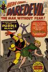 Cover for Daredevil (Marvel, 1964 series) #4