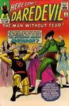 Cover for Daredevil (Marvel, 1964 series) #5