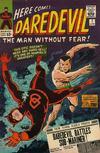 Cover for Daredevil (Marvel, 1964 series) #7