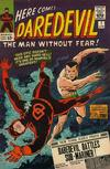 Cover for Daredevil (Marvel, 1964 series) #7
