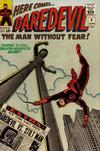 Cover for Daredevil (Marvel, 1964 series) #8