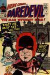 Cover for Daredevil (Marvel, 1964 series) #9 [Regular Edition]