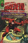 Cover for Daredevil (Marvel, 1964 series) #13 [Regular Edition]