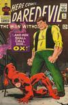Cover for Daredevil (Marvel, 1964 series) #15 [Regular Edition]