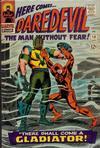 Cover for Daredevil (Marvel, 1964 series) #18 [Regular Edition]