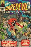 Cover for Daredevil (Marvel, 1964 series) #19