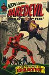 Cover for Daredevil (Marvel, 1964 series) #20 [Regular Edition]