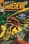 Cover for Daredevil (Marvel, 1964 series) #21
