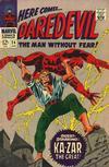 Cover for Daredevil (Marvel, 1964 series) #24 [Regular Edition]