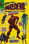 Cover for Daredevil (Marvel, 1964 series) #27 [Regular Edition]