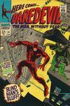Cover for Daredevil (Marvel, 1964 series) #31 [Regular Edition]
