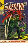Cover Thumbnail for Daredevil (1964 series) #32 [Regular Edition]