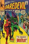 Cover for Daredevil (Marvel, 1964 series) #34