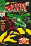 Cover for Daredevil (Marvel, 1964 series) #37