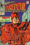 Cover for Daredevil (Marvel, 1964 series) #41
