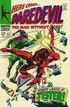 Cover for Daredevil (Marvel, 1964 series) #42