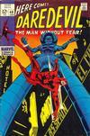 Cover for Daredevil (Marvel, 1964 series) #48