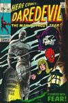 Cover for Daredevil (Marvel, 1964 series) #54