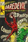Cover for Daredevil (Marvel, 1964 series) #55 [Regular Edition]