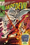 Cover for Daredevil (Marvel, 1964 series) #56 [Regular Edition]