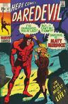 Cover for Daredevil (Marvel, 1964 series) #57 [Regular Edition]