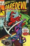 Cover for Daredevil (Marvel, 1964 series) #59 [Regular Edition]