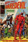 Cover for Daredevil (Marvel, 1964 series) #62 [Regular Edition]