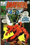 Cover for Daredevil (Marvel, 1964 series) #64 [Regular Edition]