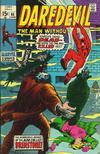 Cover for Daredevil (Marvel, 1964 series) #65 [Regular Edition]