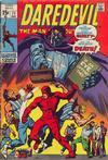 Cover Thumbnail for Daredevil (1964 series) #71 [Regular Edition]