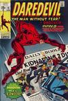 Cover for Daredevil (Marvel, 1964 series) #75 [Regular Edition]