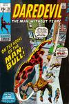 Cover for Daredevil (Marvel, 1964 series) #78 [Regular Edition]