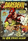 Cover Thumbnail for Daredevil (1964 series) #86 [Regular Edition]