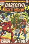 Cover for Daredevil (Marvel, 1964 series) #101 [Regular Edition]