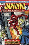 Cover Thumbnail for Daredevil (1964 series) #115 [Regular Edition]
